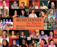 Musiciennes du Maroc : portraits choisis = Morocco's women in music : a selection of portraits