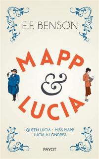 Mapp & Lucia. Volume 1