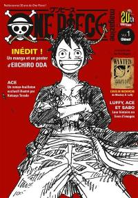 One Piece magazine. n° 1