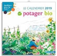 Le calendrier 2019 du potager bio