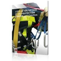 Guide national de référence, Lots de sauvetage et de protection contre les chutes