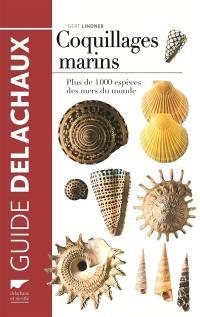 Coquillages marins : plus de 1.000 espèces des mers du monde