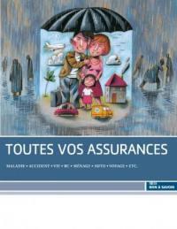 Toutes vos assurances : maladie, accident, vie, RC, ménage, auto, voyage, etc.