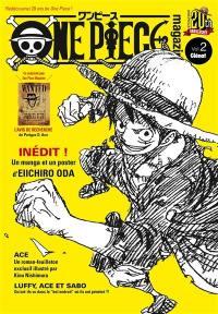 One Piece magazine. n° 2