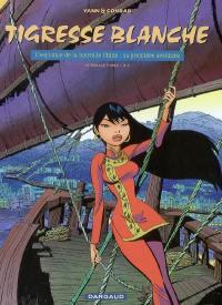 Tigresse blanche : intégrale. Volume 1 & 2, L'espionne de la nouvelle Chine : sa première aventure