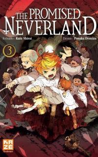 The promised neverland. Volume 3, The promised neverland