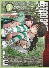 Btooom !. Volume 25,