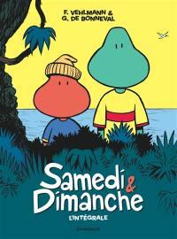 Samedi et Dimanche