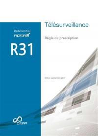 Télésurveillance : règle de prescription