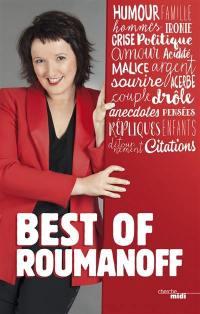 Best of Roumanoff : pensées, répliques et anecdotes