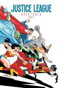 Justice league aventures. Volume 3