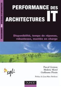 Performances des architectures IT