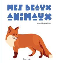 Mes beaux animaux