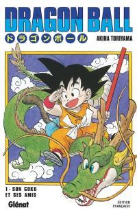 Dragon ball. Volume 1, Sangoku