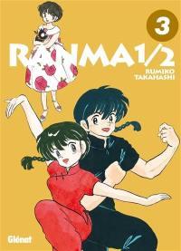 Ranma 1-2 : édition originale. Volume 3