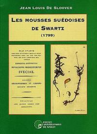Les mousses suédoises de Swartz (1799)