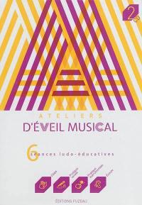 Ateliers d'éveil musical