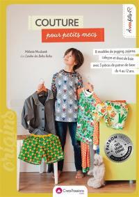 Couture pour petits mecs