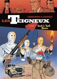 Les teigneux. Volume 2, Carnage boogie