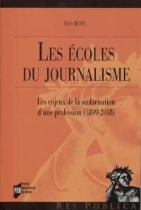 Les écoles du journalisme