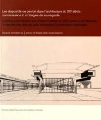 Les dispositifs du confort dans l'architecture du XXe siècle