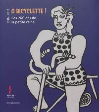 A bicyclette !