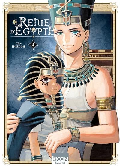 Reine d'Egypte. Volume 4,