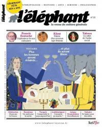Eléphant (L') : la revue. n° 21