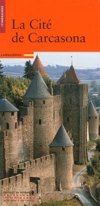 La cité de Carcasona : Languedoc