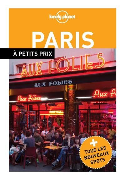 Paris à petits prix