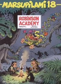 Marsupilami. Volume 18, Robinson Academy
