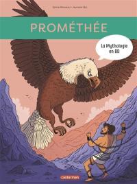 La mythologie en BD, Prométhée