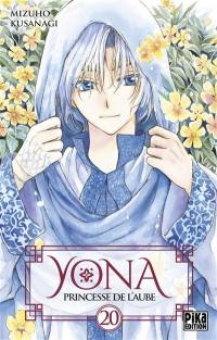 Yona : princesse de l'aube. Volume 20