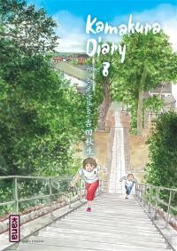 Kamakura diary. Volume 8, Kamakura diary