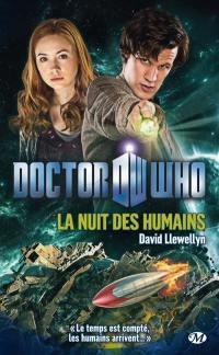 Doctor Who, La nuit des humains