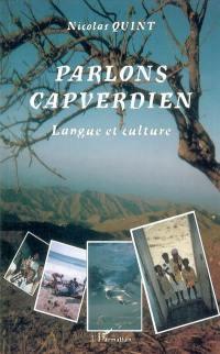 Parlons capverdien : langue et culture
