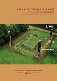 Carte archéologique de la Gaule. Volume 01-2, L'Ain