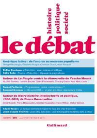 Débat (Le). n° 203,