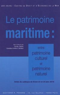Le patrimoine maritime