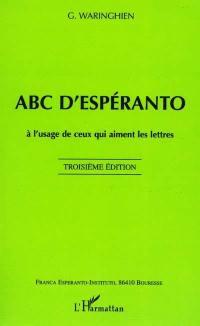 ABC d'espéranto