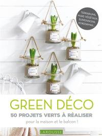 Truffaut : 50 projets green déco inratables