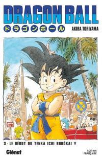 Dragon ball. Volume 3, L'initiation