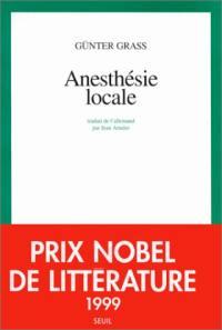 Anesthésie locale