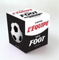 La mini-boîte L'Equipe : spécial foot