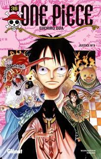 One Piece. Volume 36, Justice n° 9