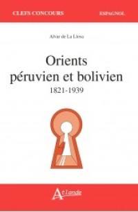 Orients péruvien et bolivien