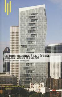 La tour Majunga à La Défense