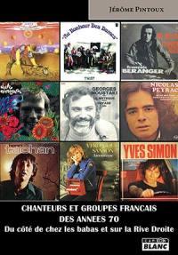 Chanteurs et groupes français des années 70