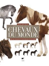 Tous les chevaux du monde : 500 races décrites et illustrées