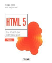 HTML5 : une référence pour le développeur web